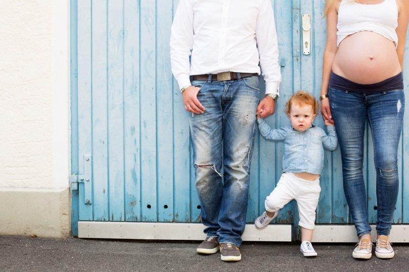 Schwangerschaftsfotos outdoor