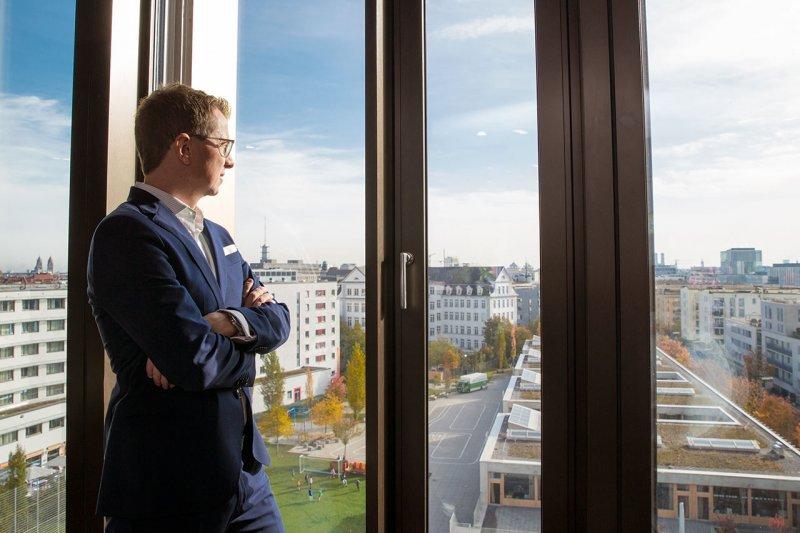 Businessfotos München im Büro