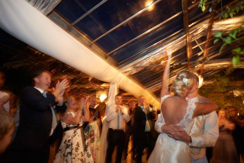 Hochzeitsfotografie München Brauttanz