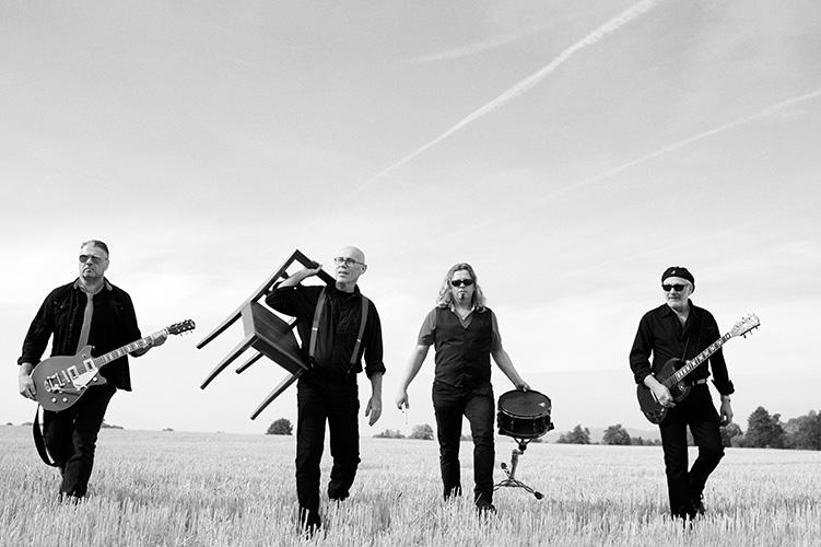 Bandfoto Rockband