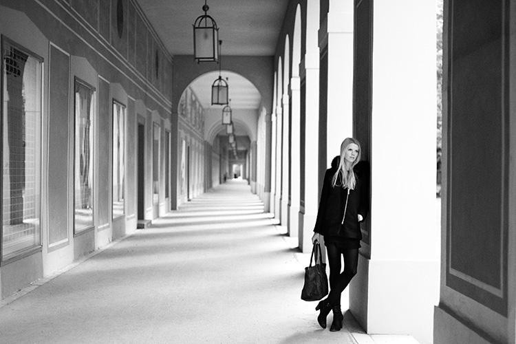 Portraitfoto in München Hofgarten