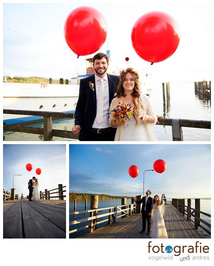 Hochzeitsfotos Ammersee