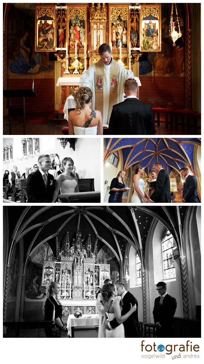 Hochzeitsfotos in Kirche Germering