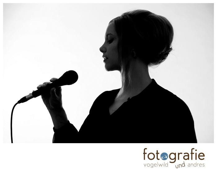 Musiker Fotoshooting