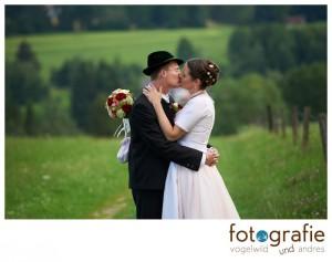 Hochzeitsfotograf Bayerische Hochzeit