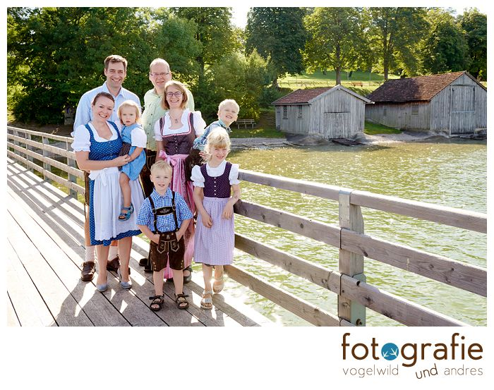 Familienfotoshooting-Ammersee