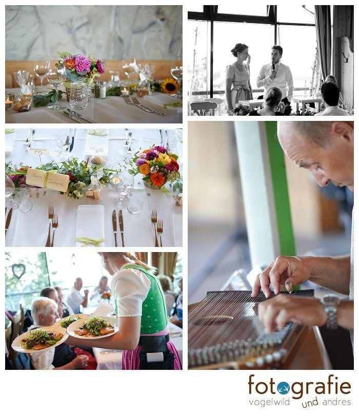 Hochzeitsfotos Panoramarestaurant Brauneck