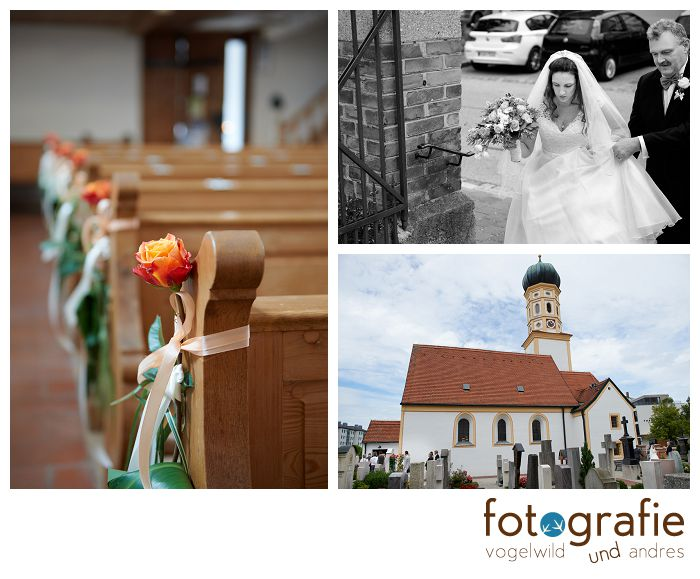 Fotograf Hochzeitsfotos Kirche