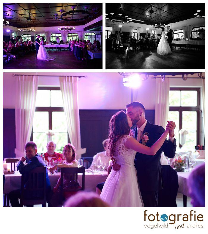 Fotos vom Hochzeitstanz