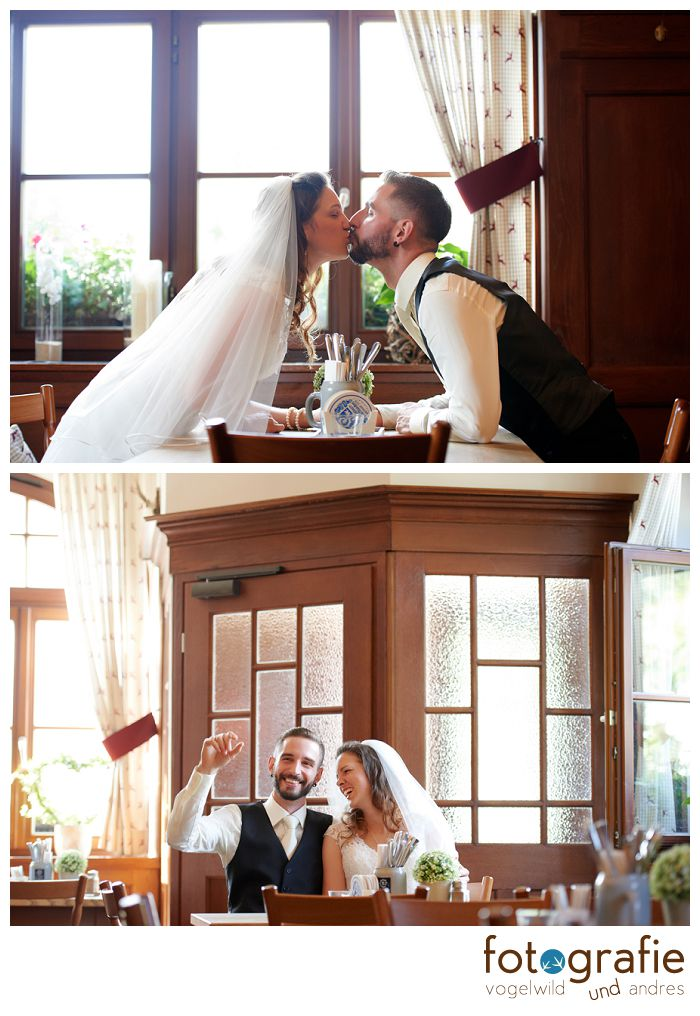Hochzeitsfotos Portraits