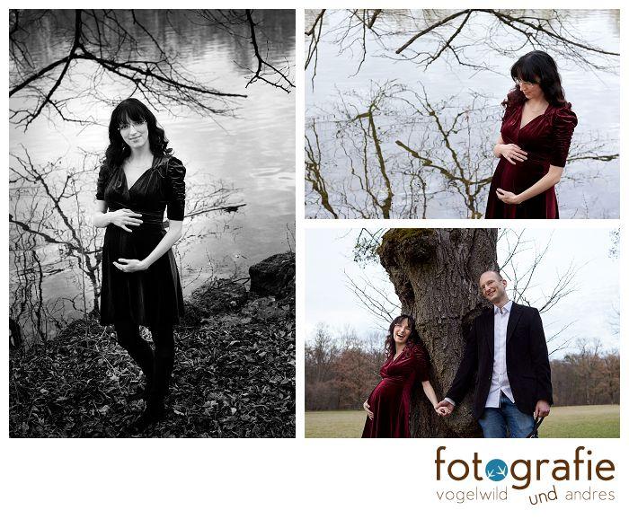 Schwangerschaftsfotos Nymphenburger Park