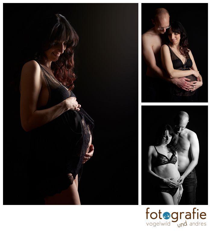 Schwangerschaftsfotos mit Partner