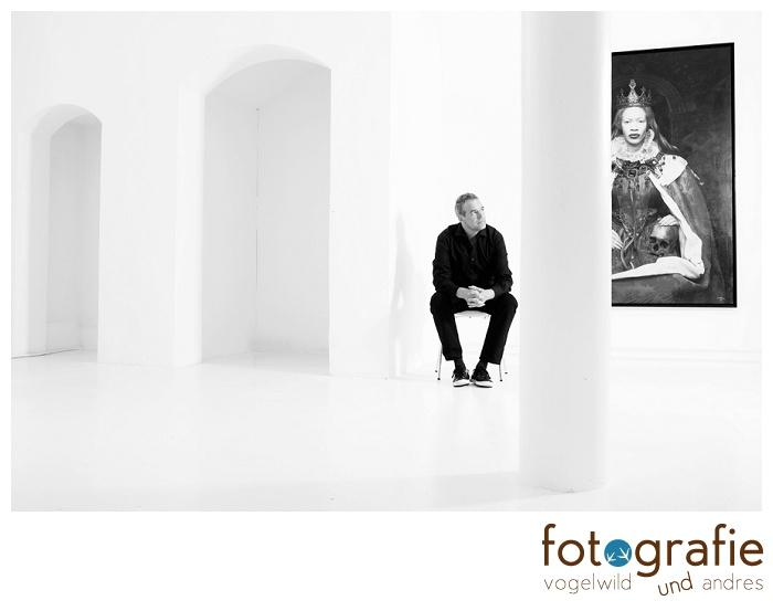 Künstlerportrait Galerie störpunkt