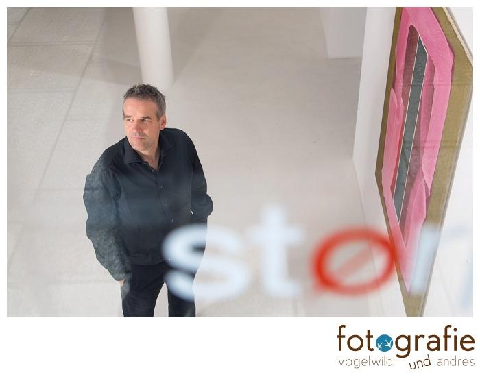 Profilfoto Galerist Storpunkt Stephan Stumpf
