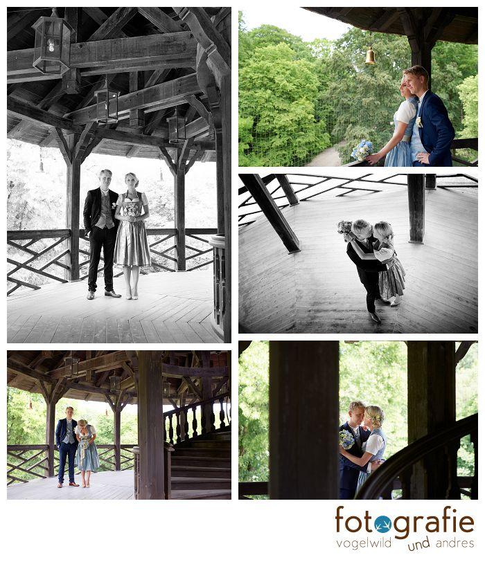 Hochzeitsfotos Chinesischer Turm
