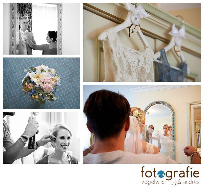 Hochzeitsreportage München - Making of