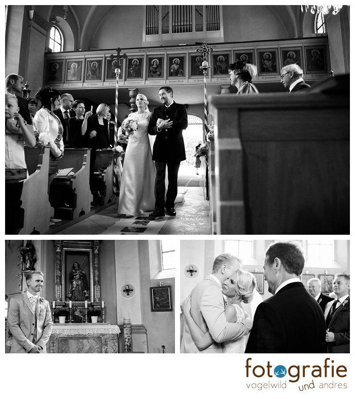 Hochzeitsreportage München - Kirche