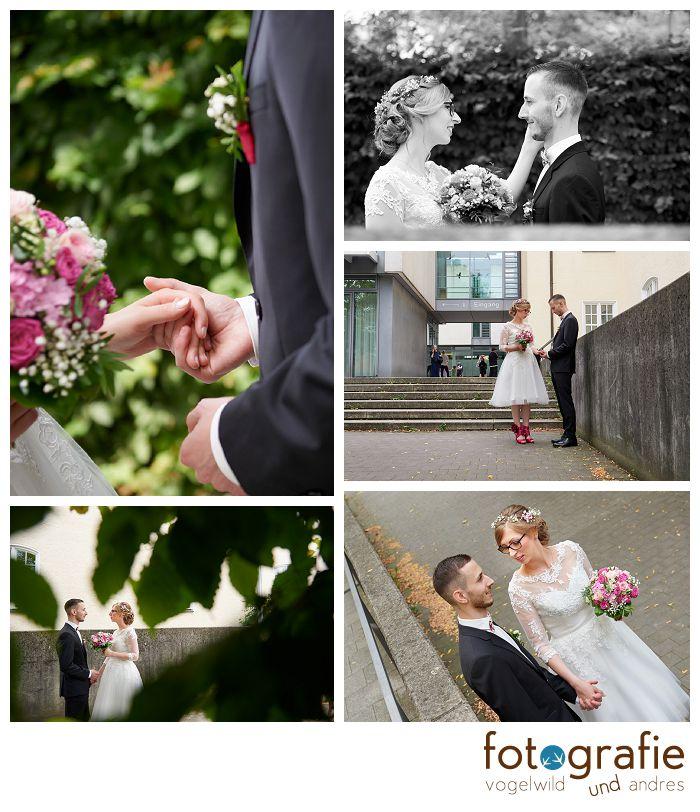 Hochzeitsreportage - vor der Trauung