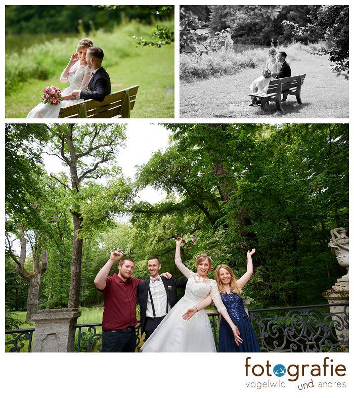 Hochzeitsfotos Gruppenaufnahme