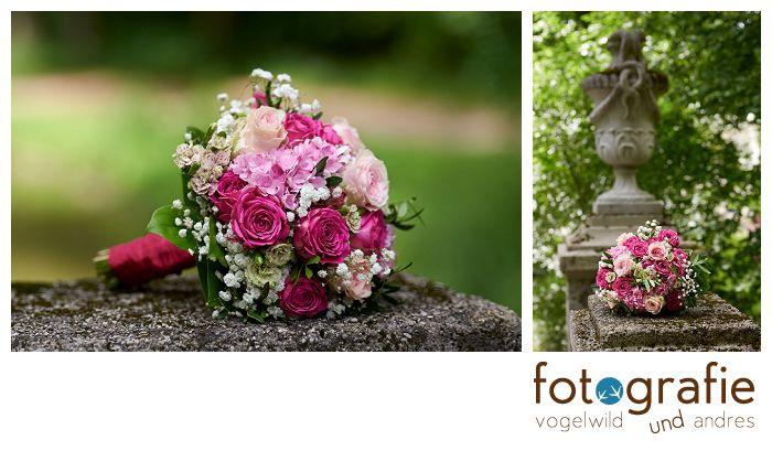 Hochzeitsfotos Details Brautsrauss