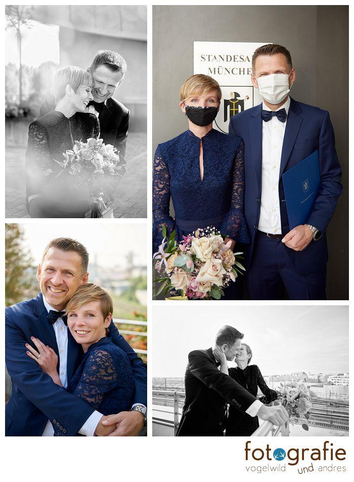 Hochzeitsfotos am Standesamt Muenchen