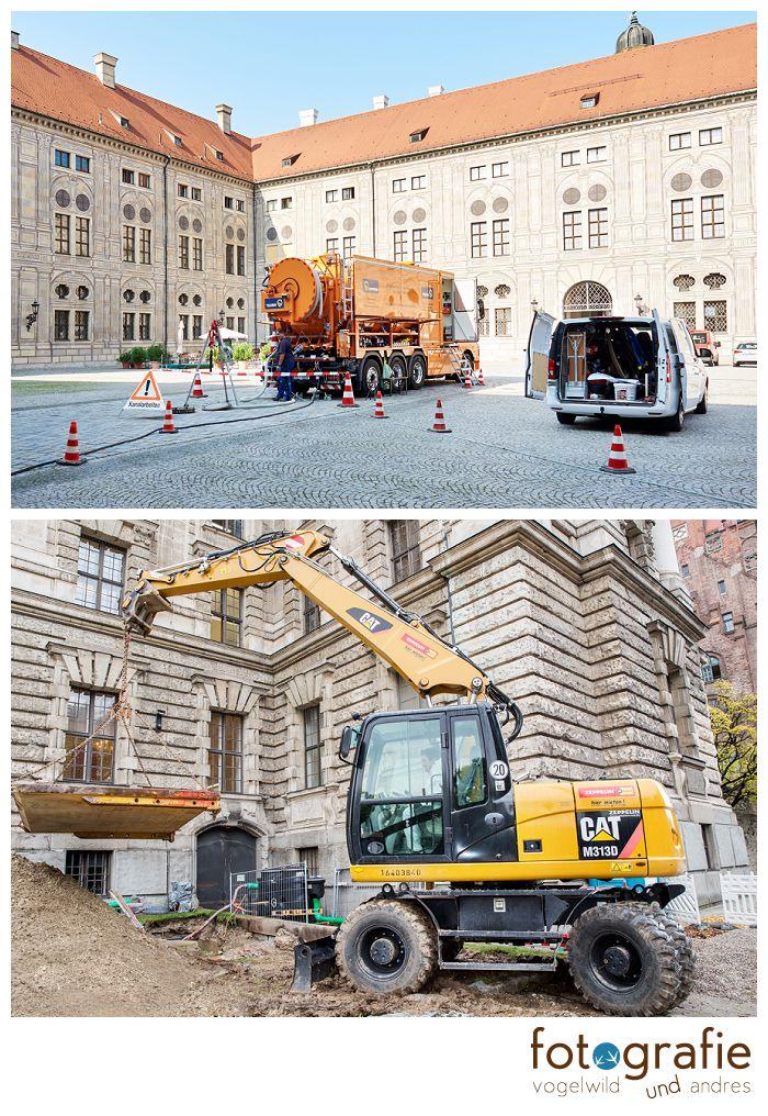 Baustellenfotogarfie München